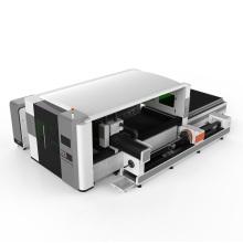Tube de métal CNC Découpe Laser à Fibre