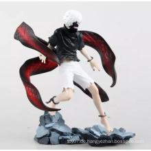 Hochwertige maßgeschneiderte PVC Action Figur Puppe Spielzeug Werbung