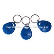 TK4100 RFID Key Tag for Door Access Control System