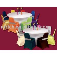 Couverture de chaise Lycra chaise couverture, couverture de chaise de Spandex, hôtel/Banquet