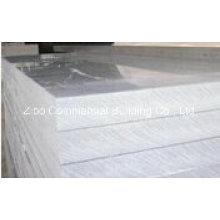 PVC rigide blanc / solide / dur (1-50mm d'épaisseur)