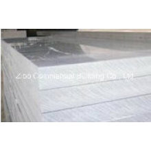White PVC Rigid/Solid/Hard Board (1-50mm thick)