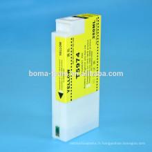 Pour Epson 7700 9700 Compatible cartouche d'encre avec l'encre de sublimation Pour Epson T5961