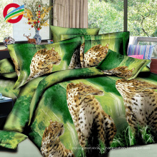 современные 3D животное рисунок домашний текстиль простыня наборы