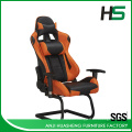 Luxury sparco executive game swivel racing chair having more fun