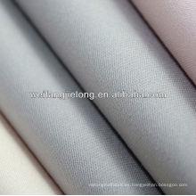 100% algodón peinado 300T tela satén para la sábana del hotel
