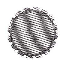 Altavoz de malla de alambre / malla de polvo 38 od