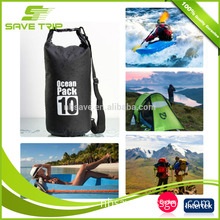 Sports Waterproof Dry Bag 10l Backpack Pouch Bag For Kayaking Canoeing Rafting