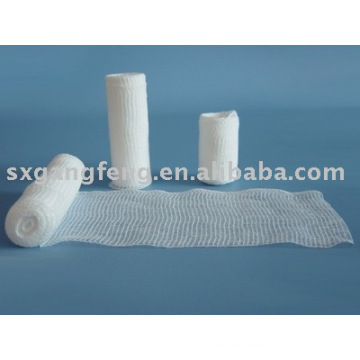 Knitted Elastic Bandages/Gauze Bandages