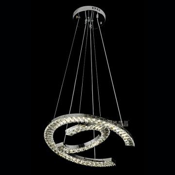 crystal lights decorative stainless steel pendant lights