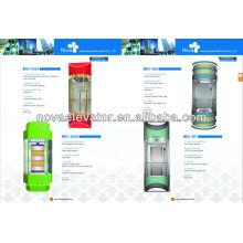 Elevador Panorâmico para Edifício Comercial