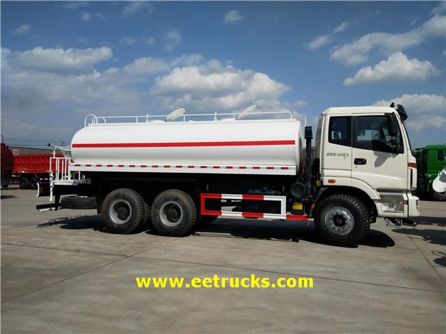 10 Wheeler Water Spray Trucks