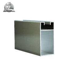 cross sections of aluminum glass door frame parts