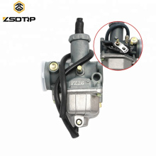 Motorcycle PZ26 PZ27 PZ30 KEI Engine Carburetor Manual AUTO Vergaser for CG125 CG150 CG200 Carburador ATV Go Kart Dirt Bike
