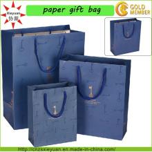 Kundenspezifisches Logo und Größen-Papier-Handbeutel