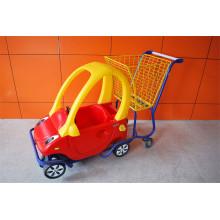 Kid Supermarkt Tolley Kinder Einkaufswagen