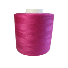 100% spun polyester yarn new design 40/2 from china factory