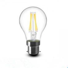 UL FCC CE A55 3.5W 2200k 2700k Regulable Bombilla LED