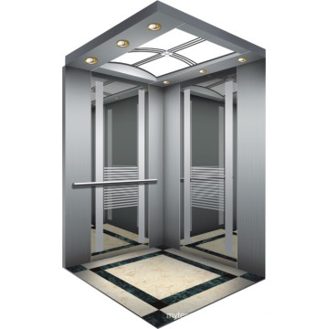 Smr Small Lift Machine Room Commercial Gearless Passenger Elevator for Hotel