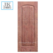 JHK-Laminated Bubingga Veneered Door Skin MDF