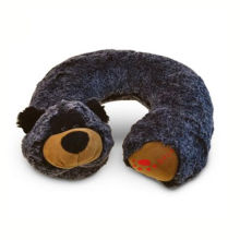 Stuffed Animal Pop Bear Pillow