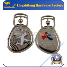 Nickel Plating Metal Running Sports Medal
