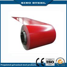Dx51d Grade Nippon Z80 0,45 mm PPGI Steckverfahren verzinkte Stahl-Coils