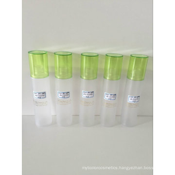 150ml Pet Plastic Cosmetic Bottle for Skincare Spray and Lotion