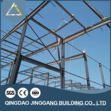 Bâtiment de structure en acier d'entrepôt d'atelier avec certification CE