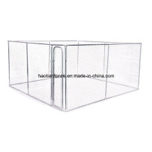 Large Outdoor Galvanized Cheap Chain Dog Dog Kennel