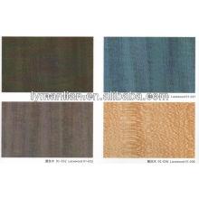 gefärbtes chinesisches Furnier aus Lacewood
