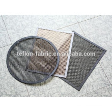 Non-stick backing mesh tray liner - Dishwasher safe, Easy to Clean Surface for Indoor/Outdoor BBQ Use
