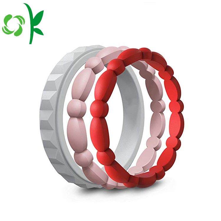 Unique Design Silicone Ring