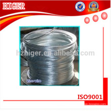 Alambre puro del cinc de la alta calidad con ISO9001
