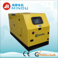 Звукоизоляционный Тепловозный комплект генератора 350kva охлаждением силовой установки