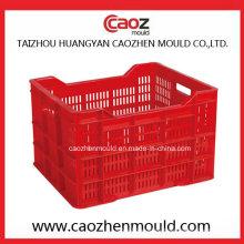 Molde de cajas para poner los tomates