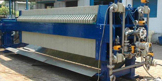 Chamber Membrane Filter Press