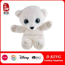 En71 Standard Cute and Safe Plush Polar Bear Toys