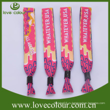 Ремесло из полиестерных плетеных браслетов для свадебных торжеств опт