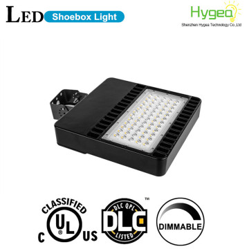 ETL 150watt led shoebox lighting
