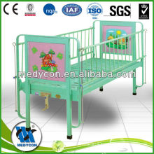 single function Pediatric beds children bed