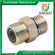 china manufacture forged nickel plated or chrome plated sanitary tube fittings for all pipes