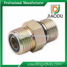 China fabricação forjado niquelado ou cromado acessórios de tubo sanitário para todos os tubos