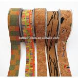 Natural Special Fabric Cork Ribbon