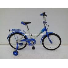 "Bicicleta para niños con marco de acero de 18 ""(BA1807)"