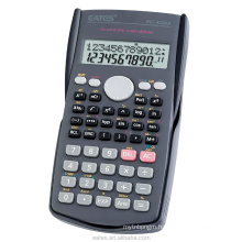 240 functions 2 lines scientific battery backup calculator