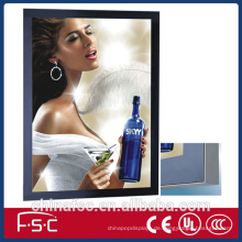 Großhandel LED magnetische Foto Frame Leuchtkasten