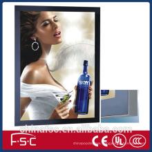 Wholesale LED magnetic photo frame light box