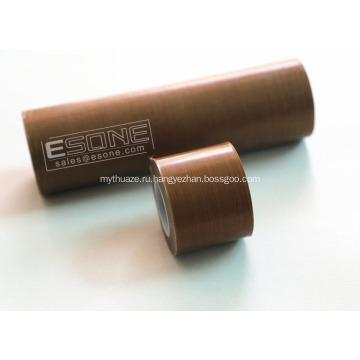 Антипригарная PTFE клейкая ткань для запайки