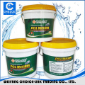 colourful oil-based two component PU waterproof coating